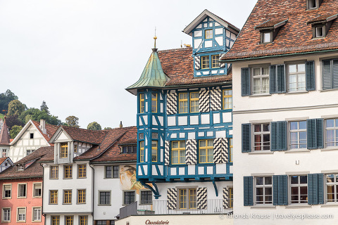 travelyesplease.com | Visiting St. Gallen, Switzerland- A Tour of St. Gallen's Old Town