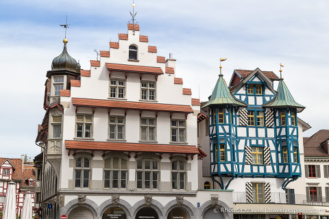 travelyesplease.com | Getting to Know St. Gallen, Switzerland- A Tour of St. Gallen's Old Town