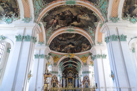 travelyesplease.com | Things to Do in St. Gallen, Switzerland- A Tour of St. Gallen's Old Town