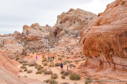 travelyesplease.com | Hiking White Domes Loop- Valley of Fire State Park