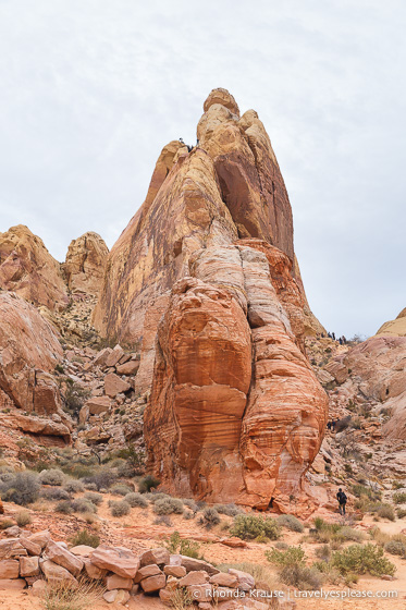 travelyesplease.com | White Domes Hike- Valley of Fire State Park