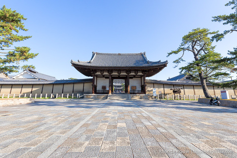 travelyesplease.com | Visiting Horyu-ji Temple- The World's Oldest Wooden Buildings