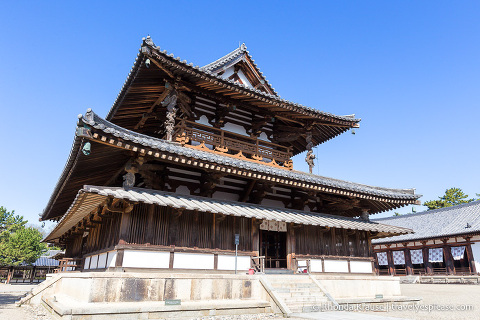 travelyesplease.com | Tour of Horyu-ji Temple- The World's Oldest Wooden Buildings