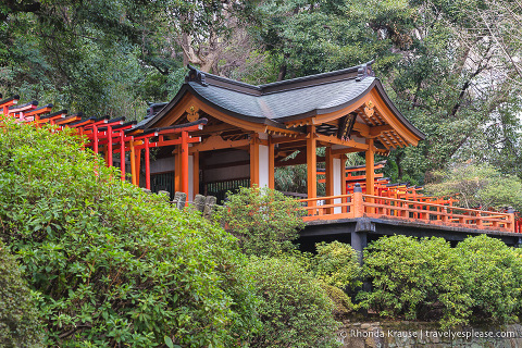 travelyesplease.com   Nezu Shrine- Visiting One of the Oldest Shrines in Tokyo