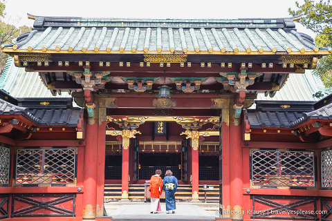 travelyesplease.com | Nezu Shrine- Tour, History, and Tips for Visiting