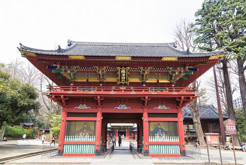 travelyesplease.com | Nezu-jinja- Visiting One of the Oldest Shrines in Tokyo