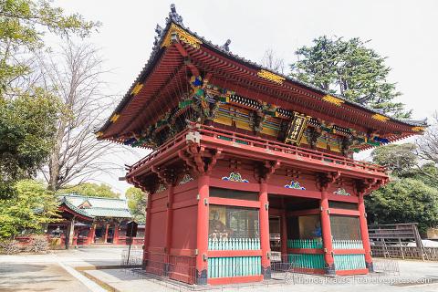 travelyesplease.com | Nezu Shrine- Visiting One of the Oldest Shrines in Tokyo