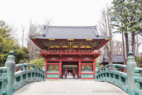 travelyesplease.com   Visiting Nezu Shrine- One of Tokyo's Oldest Shrines
