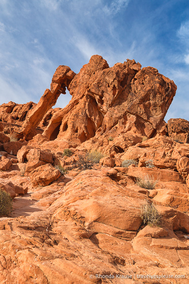 travelyesplease.com | Day Trip to Valley of Fire State Park- Best Things to See and Do