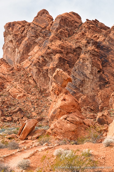 travelyesplease.com | Valley of Fire State Park- Best Things to See and Do in Half a Day