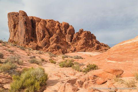travelyesplease.com | Half a Day in Valley of Fire State Park- Best Hikes and Scenic Spots for a Short Visit