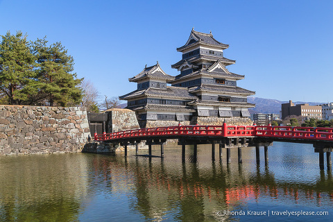 travelyesplease.com | Matsumoto Castle- Visiting an Original Japanese Castle