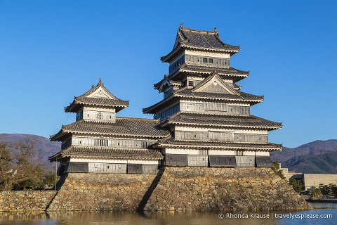 travelyesplease.com | Matsumoto Castle- Visiting an Original Japanese Castle
