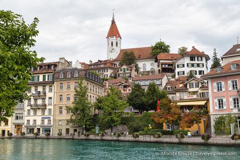 travelyesplease.com | Exploring Thun, Switzerland- Gateway to the Bernese Oberland