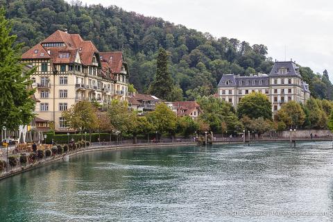 travelyesplease.com | Visiting Thun, Switzerland- Gateway to the Bernese Oberland