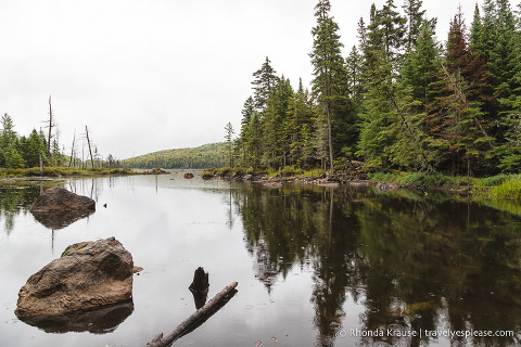 travelyesplease.com | A Nature-Filled Trip to the Laurentians, Quebec
