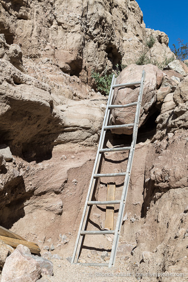 travelyesplease.com | Ladder Canyon and Painted Canyon Trail- A Unique Hike in the Mecca Hills, California