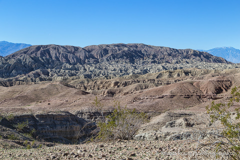 travelyesplease.com | Hiking Ladder Canyon Trail- Mecca, California