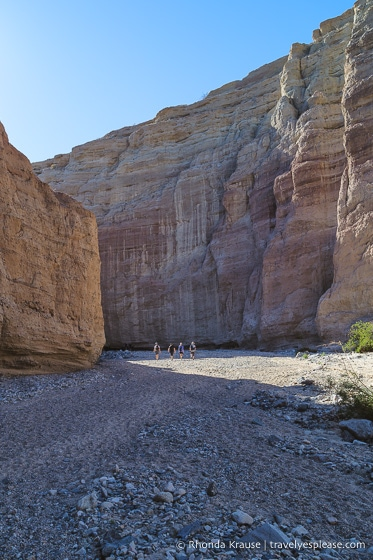 travelyesplease.com | Ladder Canyon Hike- A Unique Trail in the Mecca Hills, California