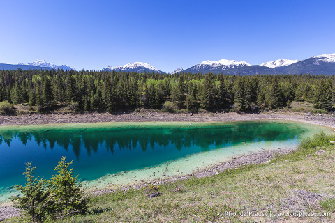 travelyesplease.com | Jasper National Park Bucket List- Things to Do and Places to Visit in Jasper