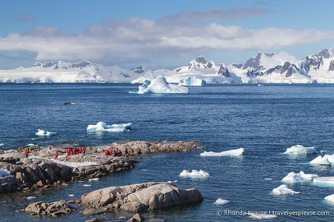 Antarctica Trip Itinerary- Cruise to Antarctica, South Georgia and Falkland Islands