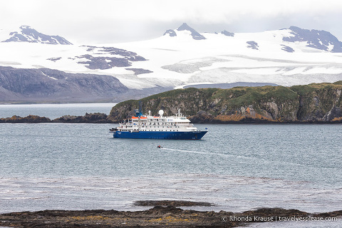 Trip to Antarctica- Itinerary for Visiting Antarctica, South Georgia and Falkland Islands on an Antarctic Expedition Cruise