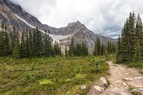 Mt. Edith Cavell Hike- Jasper National Park
