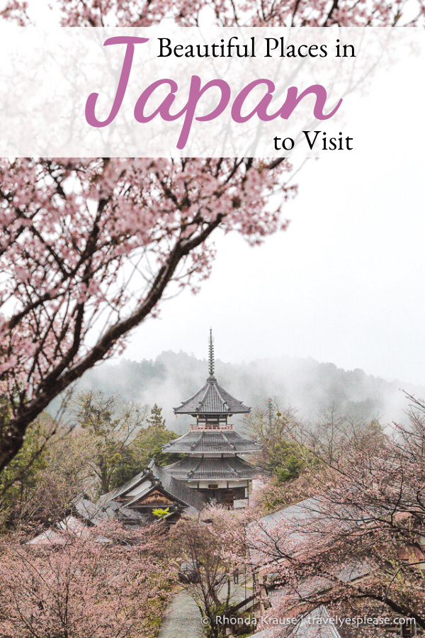 Beautiful Places in Japan- 17 Scenic Spots to Visit