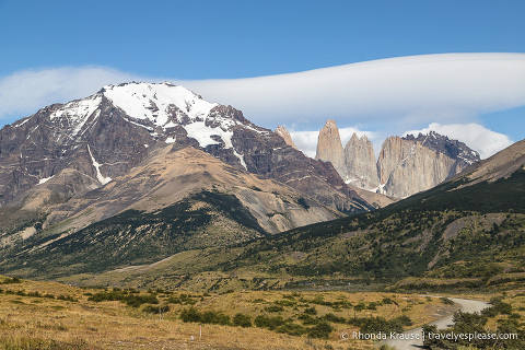 Hiking to Mirador Las Torres- Base of the Towers in Torres del Paine National Park