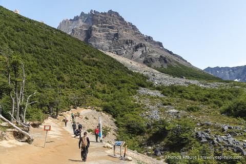 Torres del Paine Hike- Mirador Base de las Torres