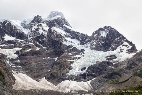 Cerro Paine Grande and the French Glacier