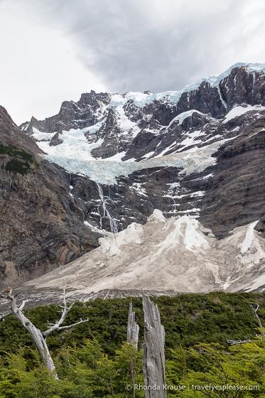 The French Glacier