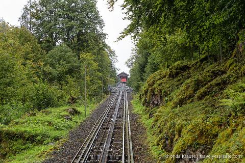 Giessbach funicular