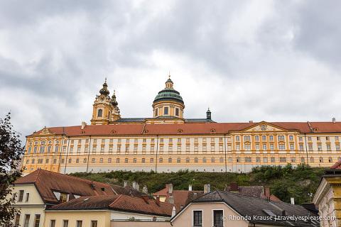 Melk Benedictine Abbey, Austria