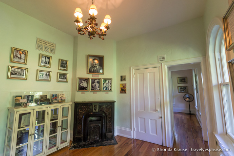 Inside the The Ernest Hemingway Home and Museum