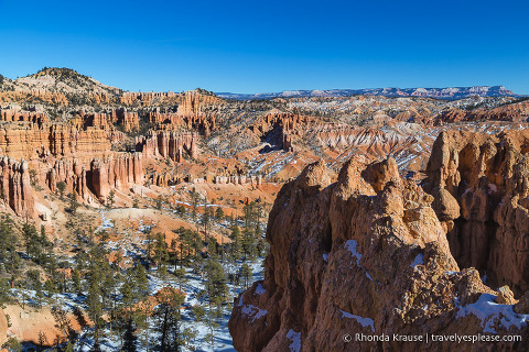 View of Bryce Amphitheatre