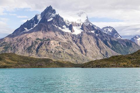 Cerro Paine Grande and Lago Pehoe, Torres del Paine National Park