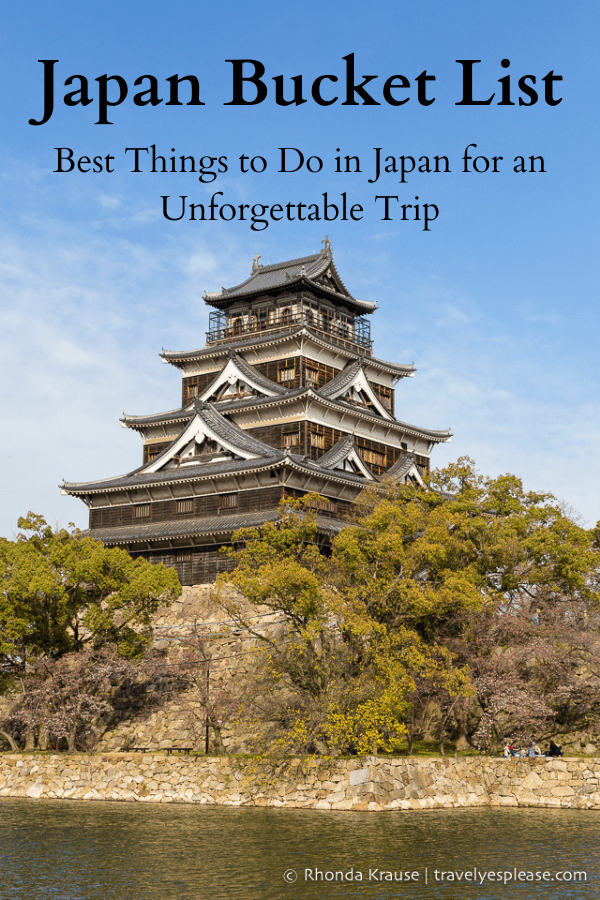 Japan Bucket List- Best Things to Do in Japan for an Unforgettable Trip