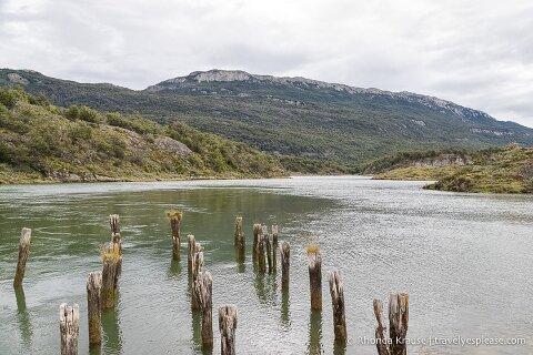 Lapataia River.