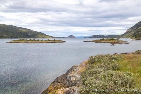 Lapataia Bay.
