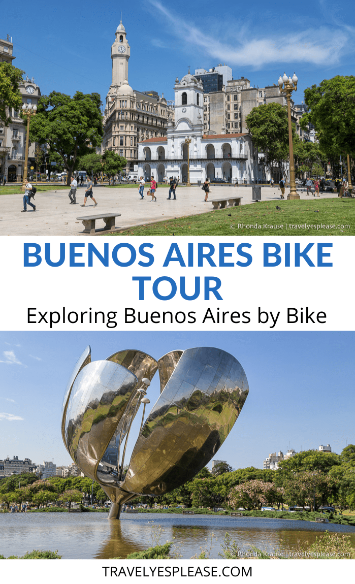 Buenos Aires Bike Tour- Exploring Buenos Aires by Bike